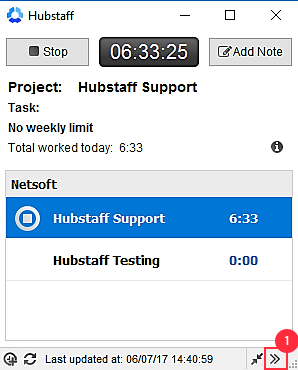 Hubstaff Preferences and Settings