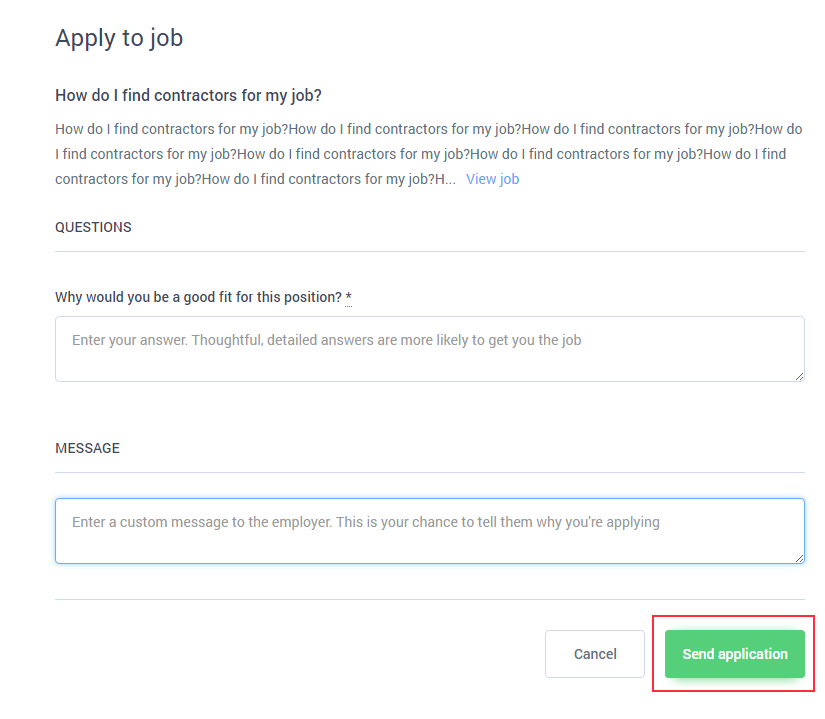 Searching And Applying For Jobs In Hubstaff Talent